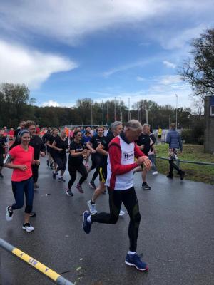 start 2e 5k_overtekae run
