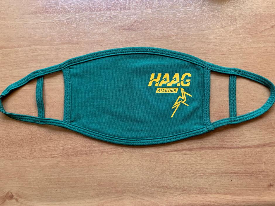 Mondkapje Haag