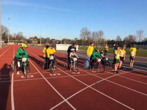 Coopertest racerunners